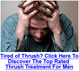 Thrush in Men